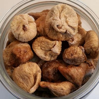 Figues séchées biologiques - 100gr